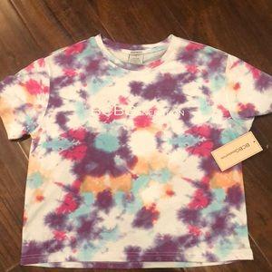 BCBGengeration tie dye shirt